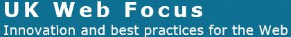 UK Web Focus logo