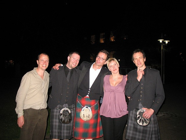 The Scottish Ceilidh, IWMW 2008