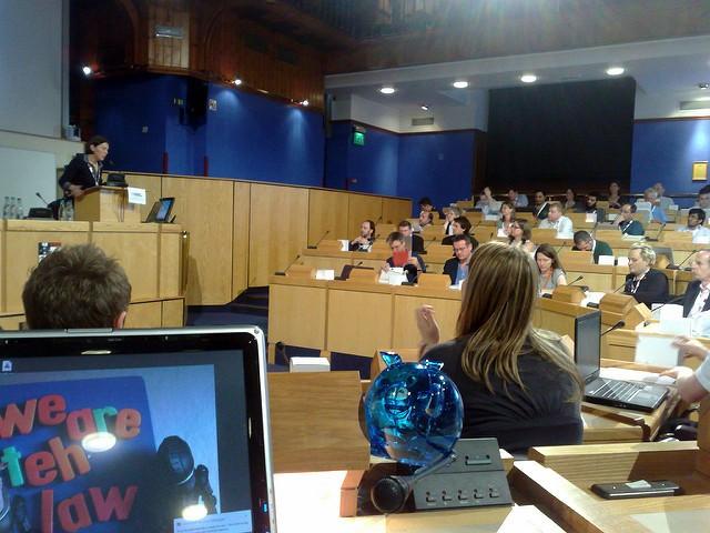 Opening IWMW 2008