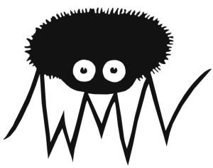 IWMW spider logo