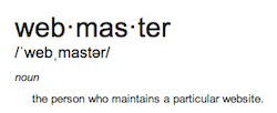 11-webmaster