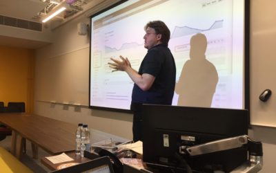 Calling all first-time speakers for IWMW 2019